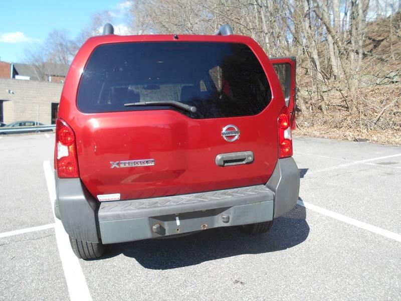 2008 Nissan Xterra 4x4 X 4dr SUV 5A - Norwich CT
