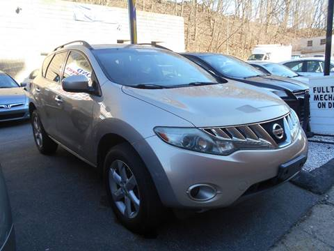 2009 Nissan Murano for sale in Norwich, CT