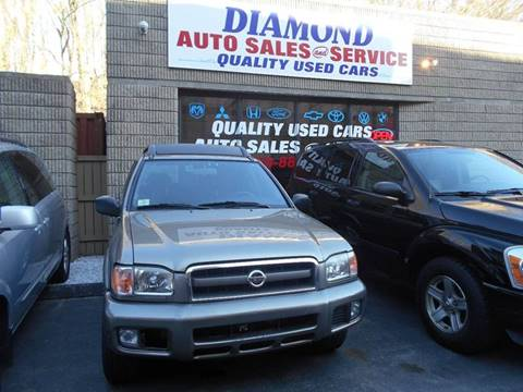 2003 Nissan Pathfinder for sale in Norwich, CT