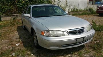 2000 Mazda 626 for sale in Elizabeth, NJ