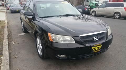 2007 Hyundai Sonata for sale in Elizabeth, NJ