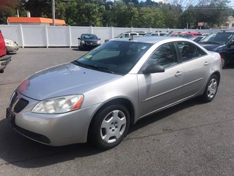 2008 Pontiac G6 for sale in North Reading, MA