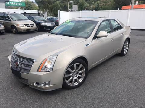2008 Cadillac CTS for sale in North Reading, MA