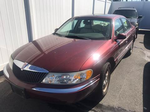 2002 Lincoln Continental for sale in North Reading, MA