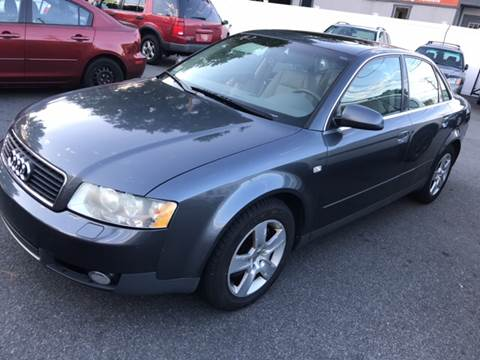 2002 Audi A4 for sale in North Reading, MA