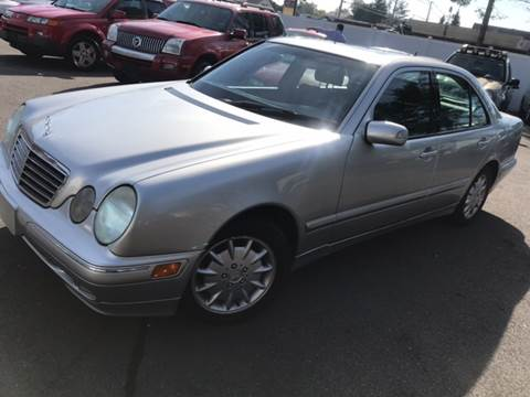 2001 Mercedes-Benz E-Class for sale in North Reading, MA