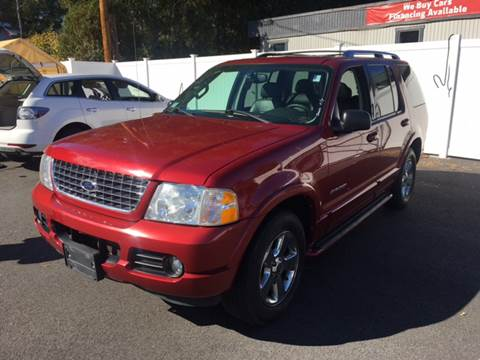 2004 Ford Explorer for sale in North Reading, MA