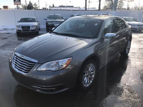 2011 Chrysler 200 for sale in North Reading, MA