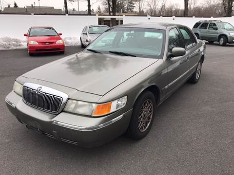 2000 Mercury Grand Marquis for sale in North Reading, MA