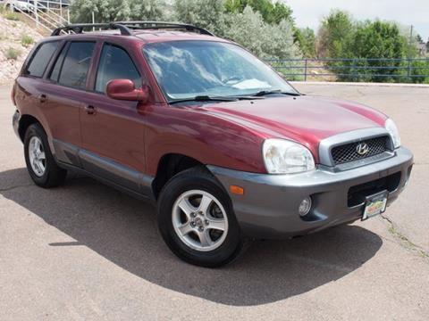 2001 Hyundai Santa Fe for sale in Colorado Springs, CO