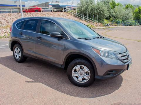 2013 Honda CR-V for sale in Colorado Springs, CO