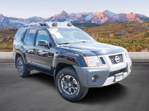 2015 Nissan Xterra for sale in Colorado Springs, CO