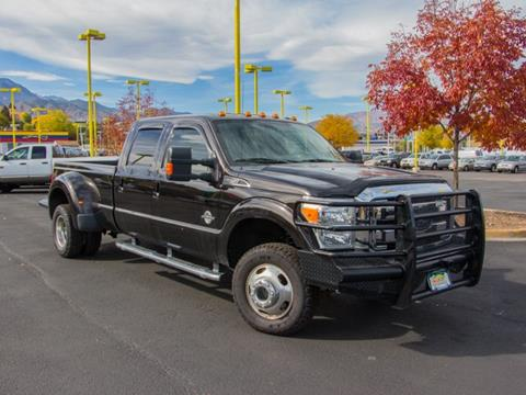 2013 Ford F-350 Super Duty for sale in Colorado Springs, CO
