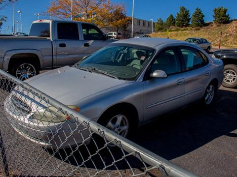 2002 Ford Taurus for sale in Colorado Springs, CO