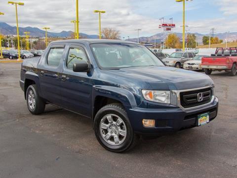 2010 Honda Ridgeline for sale in Colorado Springs, CO