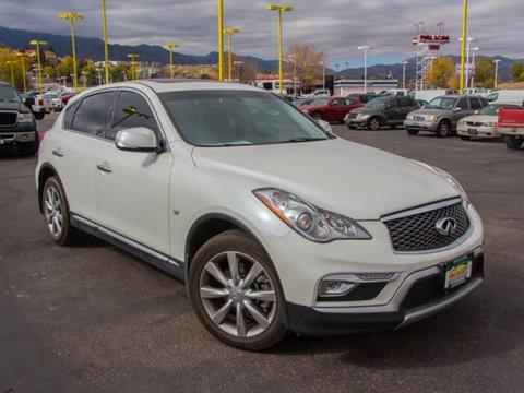 2016 Infiniti QX50 for sale in Colorado Springs, CO