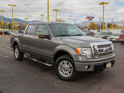 2012 Ford F-150 for sale in Colorado Springs, CO