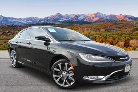 2015 Chrysler 200 for sale in Colorado Springs, CO