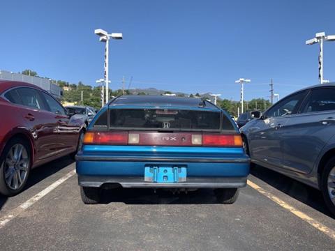 Honda Of Chantilly >> 1991 Honda Civic Crx For Sale In Colorado Springs Co
