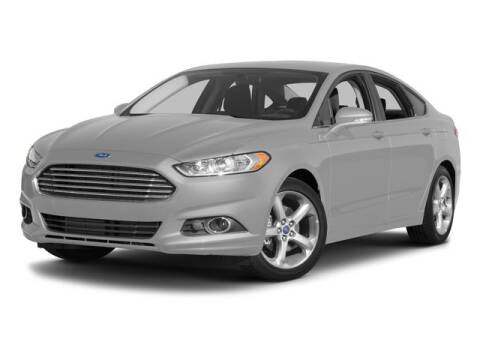2015 Ford Fusion SE for sale at Phil Long Valucar in Colorado Springs CO