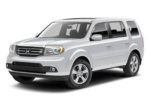 2013 Honda Pilot EX-L for sale at Phil Long Valucar in Colorado Springs CO