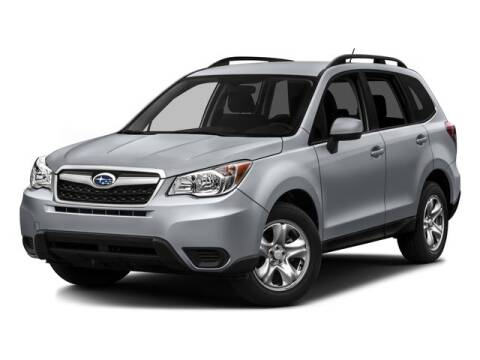 2016 Subaru Forester 2.5i Premium for sale at Phil Long Valucar in Colorado Springs CO