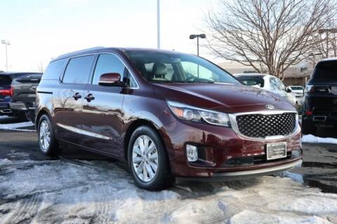2017 Kia Sedona EX for sale at Phil Long Valucar in Colorado Springs CO