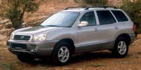 2003 Hyundai Santa Fe for sale at Phil Long Valucar in Colorado Springs CO