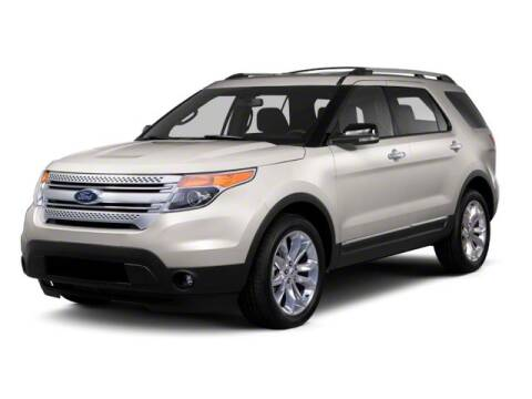 2013 Ford Explorer for sale at Phil Long Valucar in Colorado Springs CO
