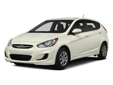 2014 Hyundai Accent GS for sale at Phil Long Valucar in Colorado Springs CO