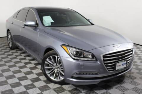 2017 Genesis G80 for sale at Phil Long Valucar in Colorado Springs CO