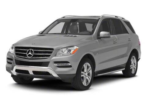 2012 Mercedes-Benz M-Class ML 350 BlueTEC for sale at Phil Long Valucar in Colorado Springs CO