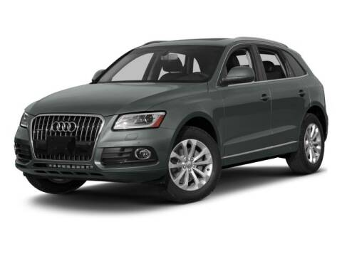 2015 Audi Q5 2.0T quattro Premium Plus for sale at Phil Long Valucar in Colorado Springs CO