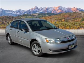 2004 Saturn Ion for sale in Colorado Springs, CO