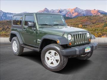 2008 Jeep Wrangler for sale in Colorado Springs, CO