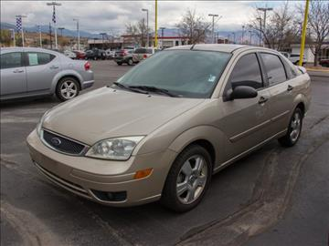 2007 Ford Focus for sale in Colorado Springs, CO