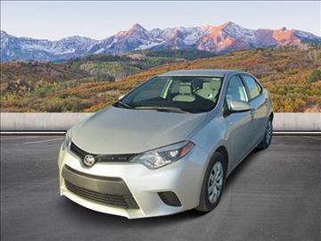2014 Toyota Corolla for sale in Colorado Springs, CO