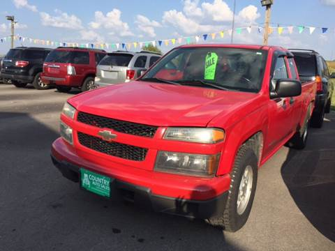 2004 Chevrolet Colorado for sale in Greenville, OH