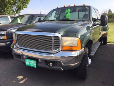 2001 Ford F-350 Super Duty for sale in Greenville, OH