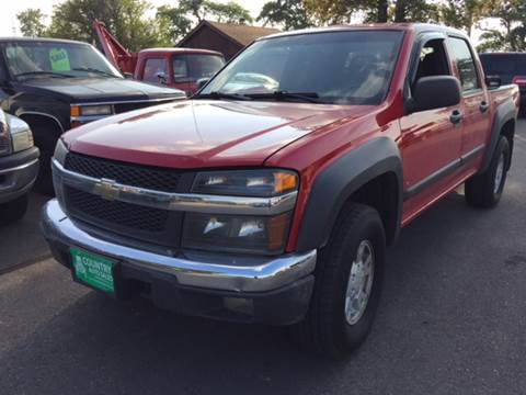 2007 Chevrolet Colorado for sale in Greenville, OH
