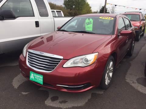 2013 Chrysler 200 for sale in Greenville, OH