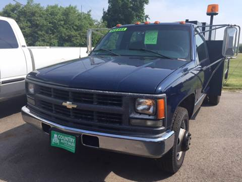 2000 Chevrolet W3500 for sale in Greenville, OH
