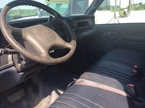 2000 Chevrolet W3500