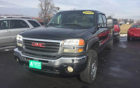 2005 GMC Sierra 2500HD for sale in Greenville, OH