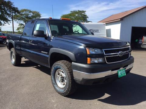 2006 Chevrolet Silverado 2500HD for sale in Greenville, OH