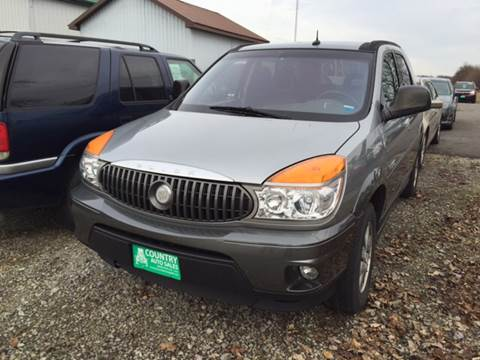 2003 Buick Rendezvous for sale in Greenville, OH