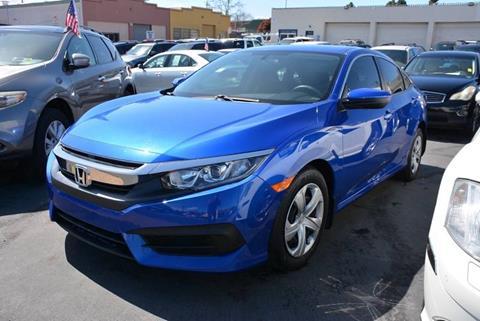 2017 Honda Civic for sale in Vallejo, CA