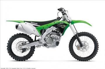 2018 Kawasaki KX250F for sale in Madison, SD