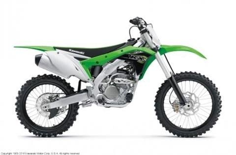 2018 Kawasaki KX250F for sale in Madison, SD