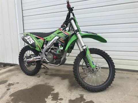 2016 Kawasaki Kx250f For Sale In Madison Sd